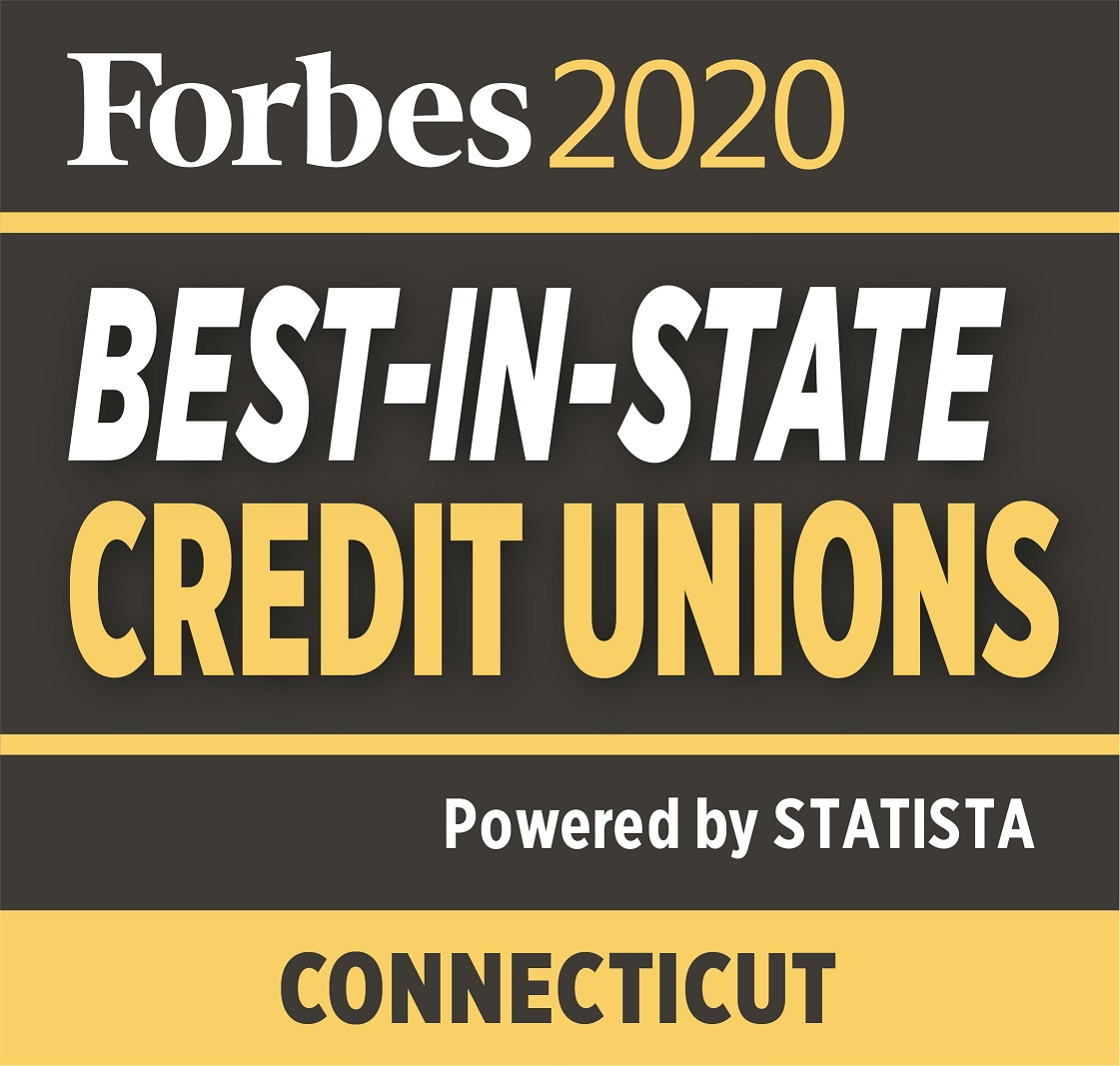 Forbes 2020 Best-In-State Credit Unions Powered by Statista Connecticut